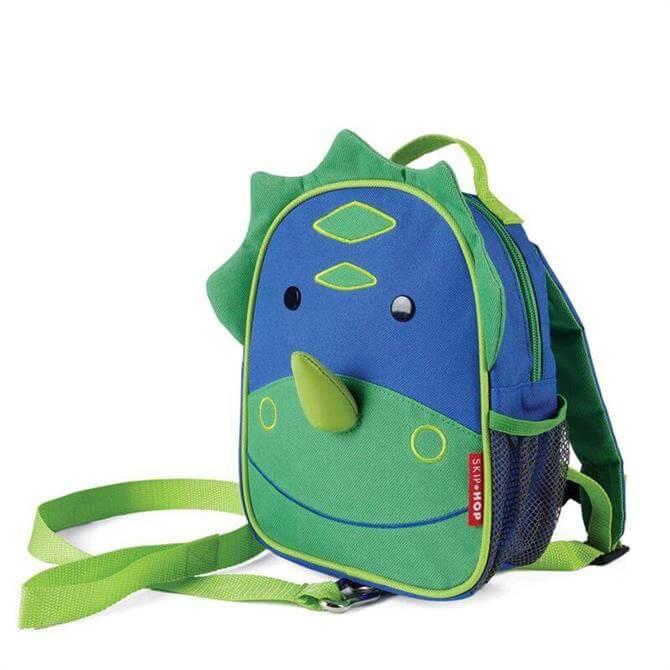 Skip Hop Zoolet Harness Bag Dinosaur