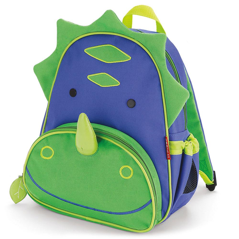 An image of Skip Hop Dinosaur Backpack