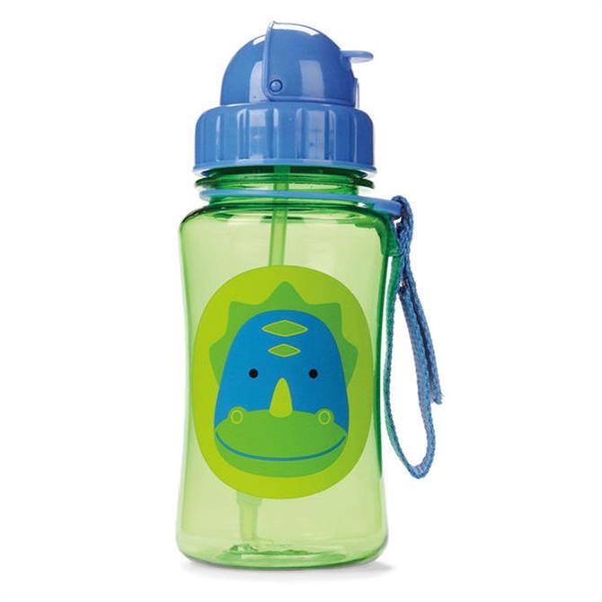 Skip Hop Dinosaur Straw Bottle