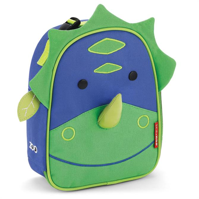 Skip Hop Zoo Dinosaur Kids Lunch Bag
