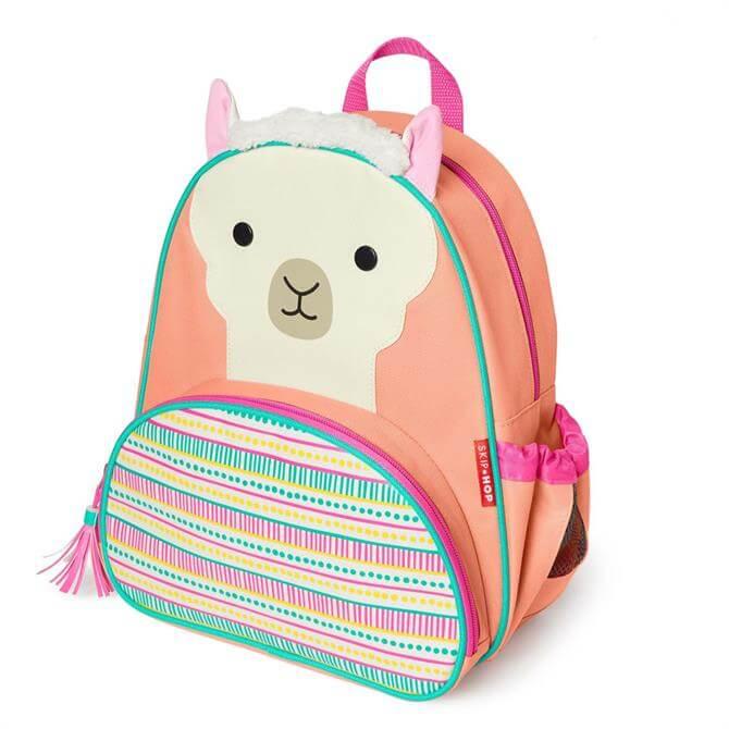 Skip Hop Zoo Little Kid Backpack Llama