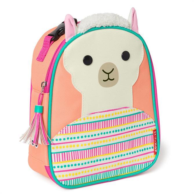 Skip Hop Zoo Insulated Kids Lunch Bag Llama