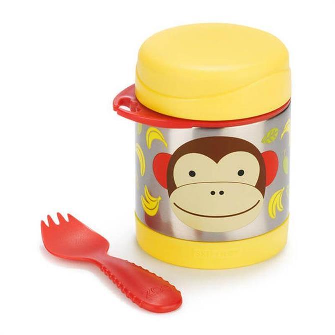 Skip Hop Monkey Food Jar