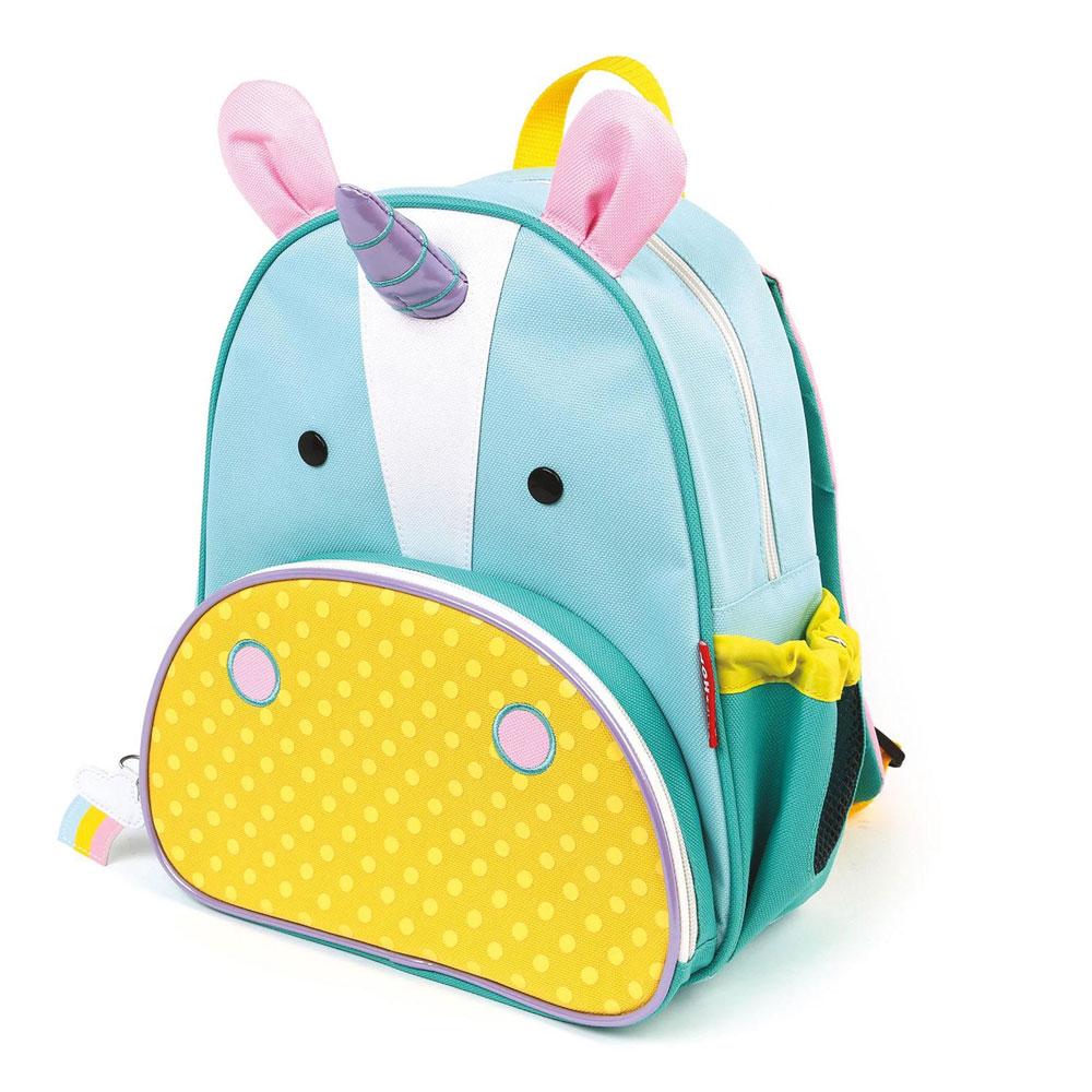 An image of Skip Hop Little Kid Backpack Unicorn