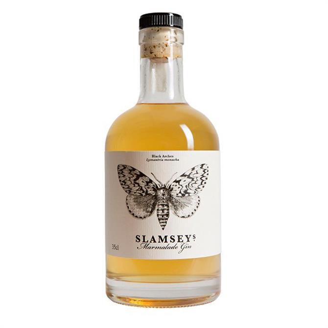 Slamseys Marmalade Gin: 35cl