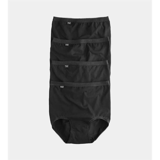 Sloggi Maxi Brief 4 Pack Underwear
