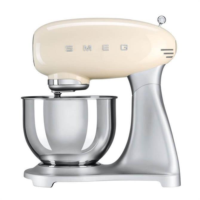Smeg Stand Food Mixer: Cream