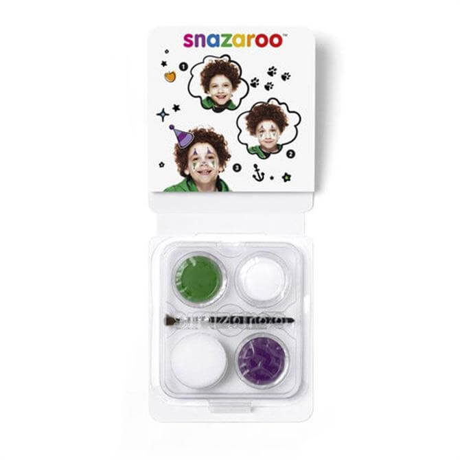 Snazaroo Mini Face Paint Kit Jester
