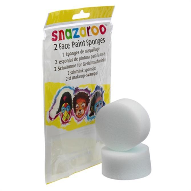 Snazaroo High Density Sponge Set