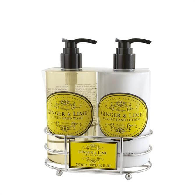 Somerset Toiletry Co Naturally European Hand Care Caddy