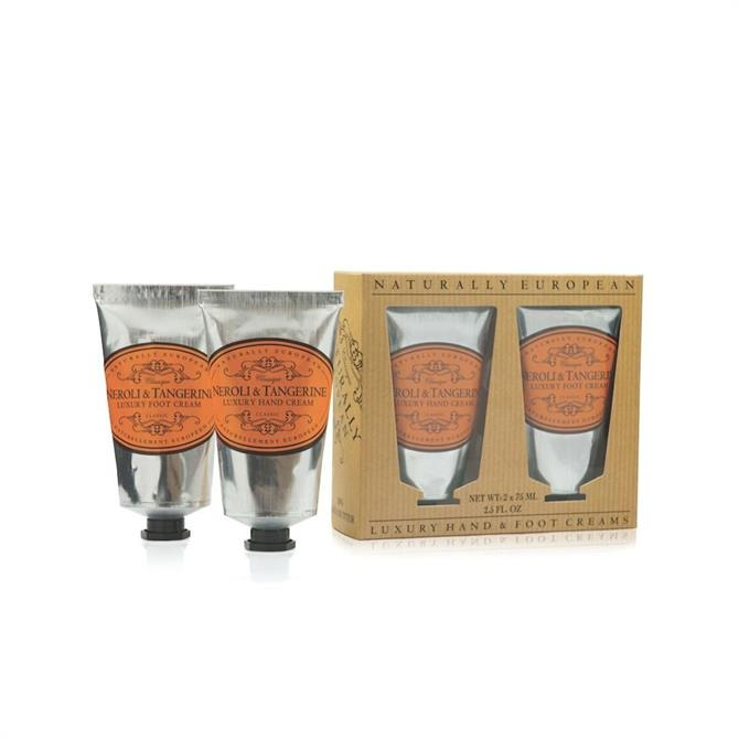 Somerset Toiletry Co Naturally European Hand & Foot Set