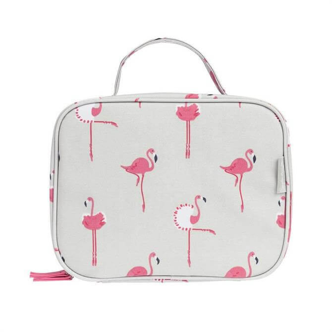 Sophie Allport Flamingos Kids Lunch Bag