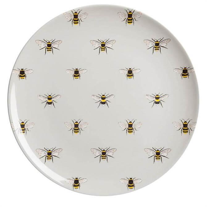 Sophie Allport Bees Melamine Dinner Plates