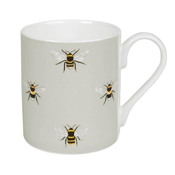 Sophie Allport Standard Coloured Bees Mug
