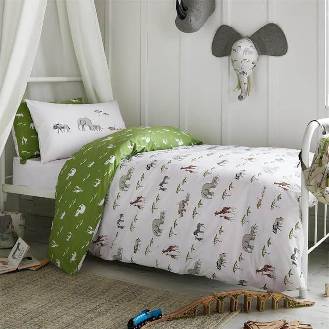 Sophie Allport Safari Duvet Cover Set