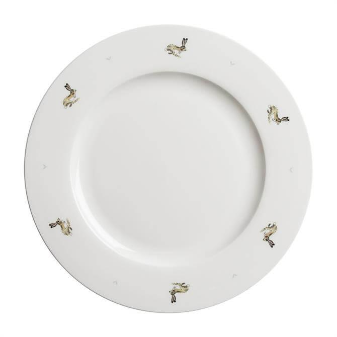 Sophie Allport Hare Dinner Plate 27 cms