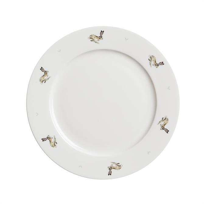 Sophie Allport Hare Side Plate 21 cms