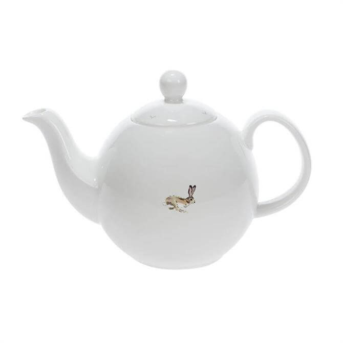 Sophie Allport Small Hare Teapot