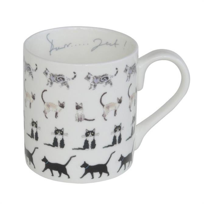 Sophie Allport Purrfect Mug