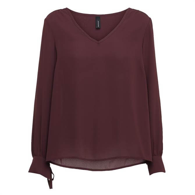 Soyaconcept Tie Sleeve Blouse