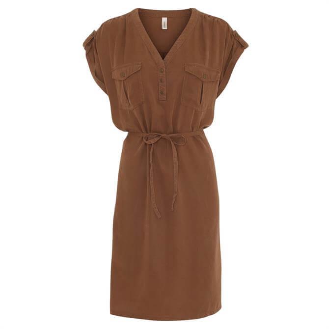 Soyaconcept Silver Cargo Dress