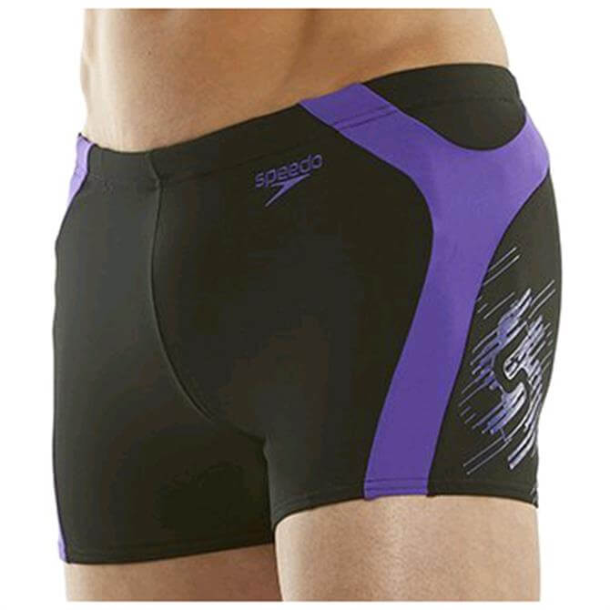 Speedo Junior Graphic Splice Aquashort