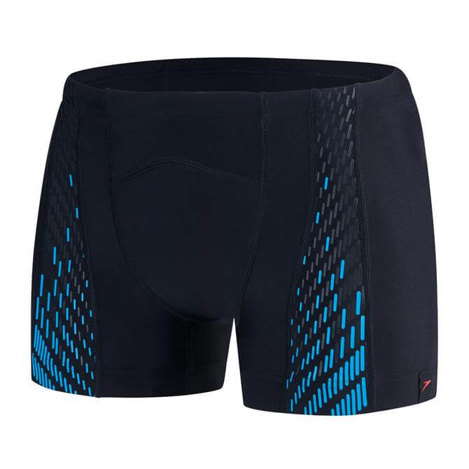 Speedo Men's Fit PowerMesh Aquashort- Windsor Blue
