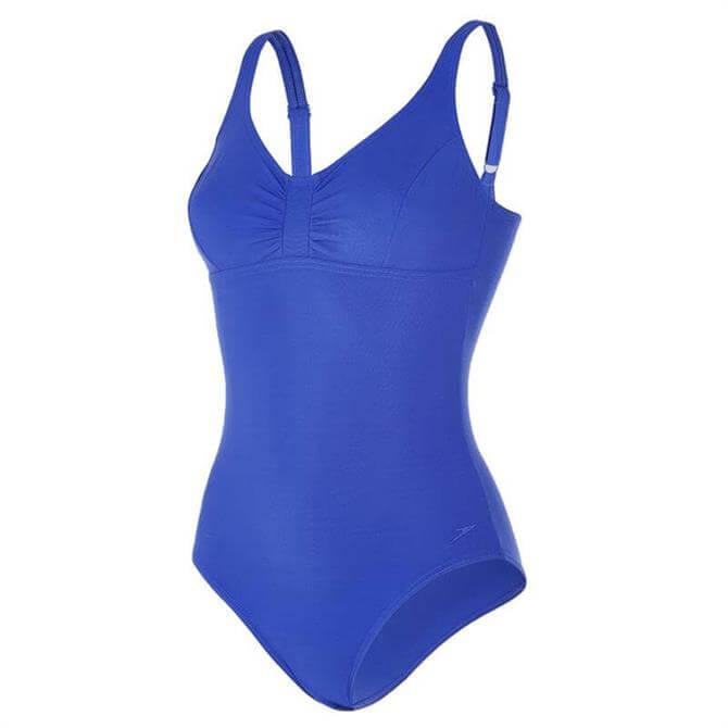 Speedo Women's Sculpture Aquagem Swimsuit