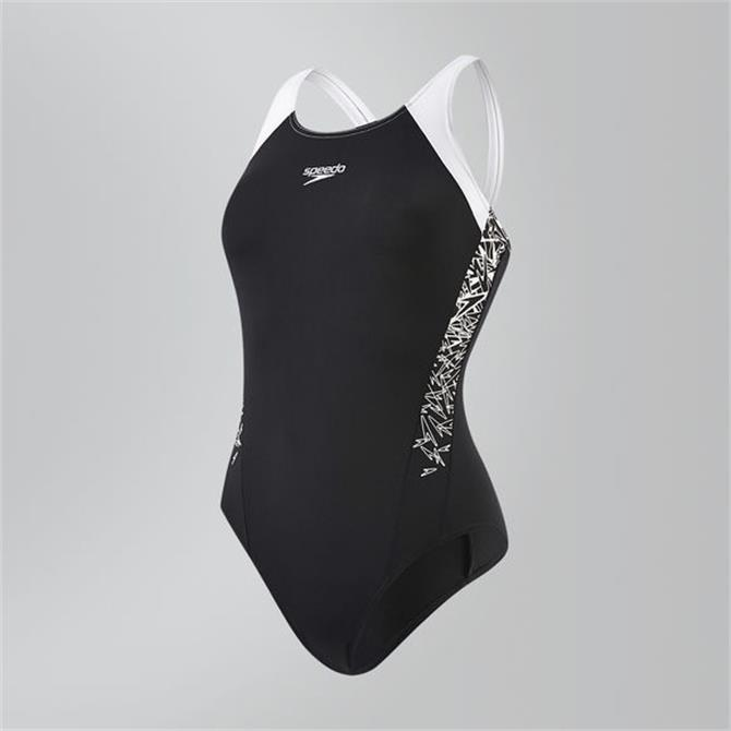 Speedo Boom Splice Muscleback Women's Swimsuit