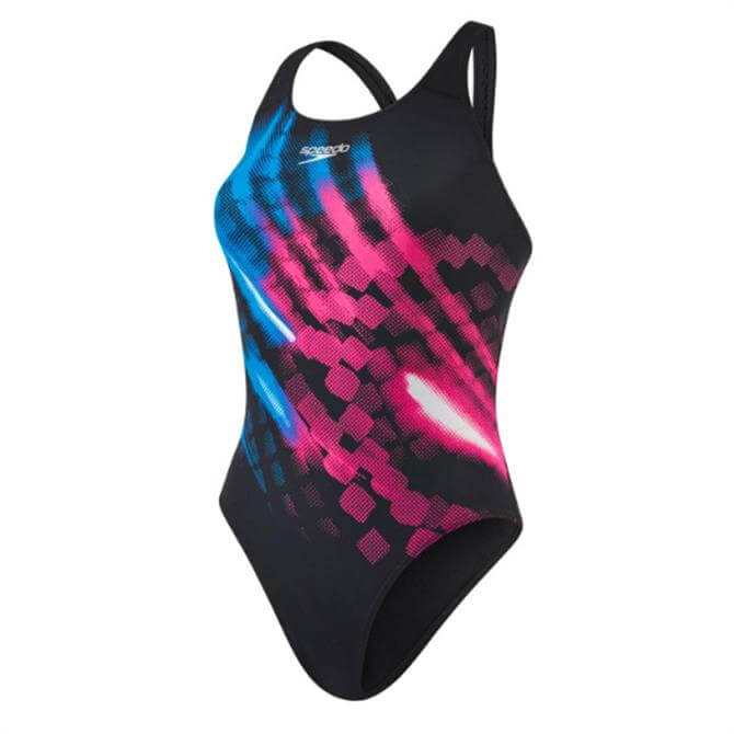 Speedo Womens Ignitor Placement Powerback
