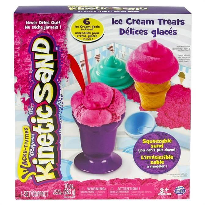 Kinetic Sand - Icecream Treats Set