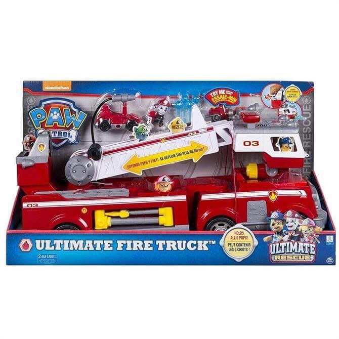 Paw Patrol Marshalls Ultimate Fire Truck