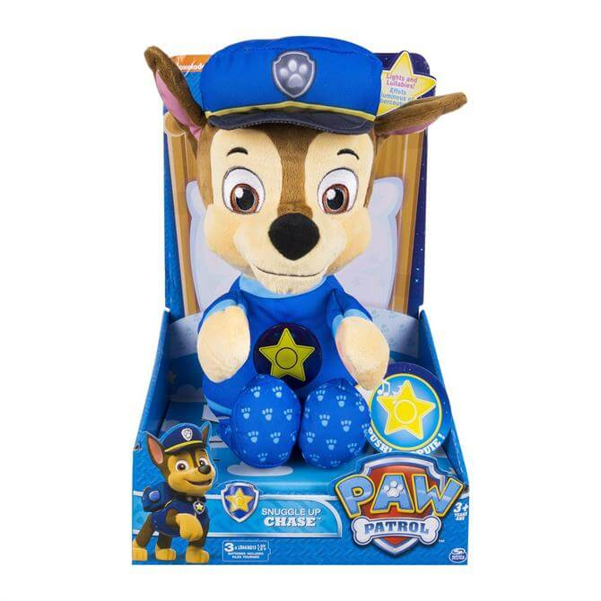 Spinmaster Paw Patrol Snuggle Up Pals Assortment