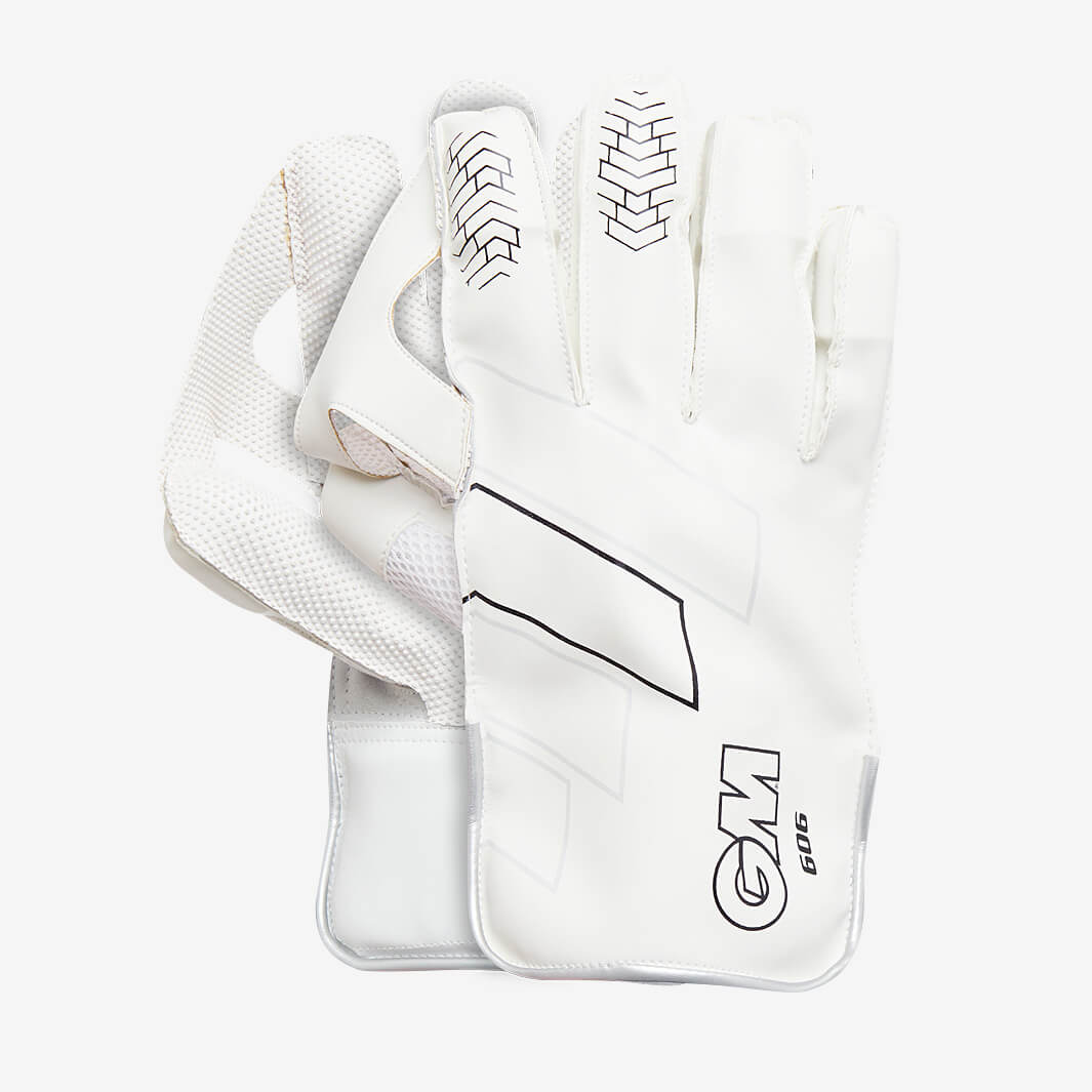 An image of GM 606 Wicket Keeping Gloves - ADULT