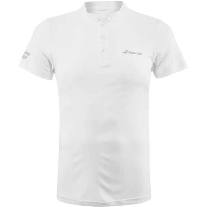 Babolat Mens Play Tennis Polo Shirt