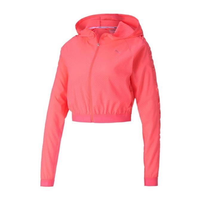 Puma Womens Be Bold Woven Jacket