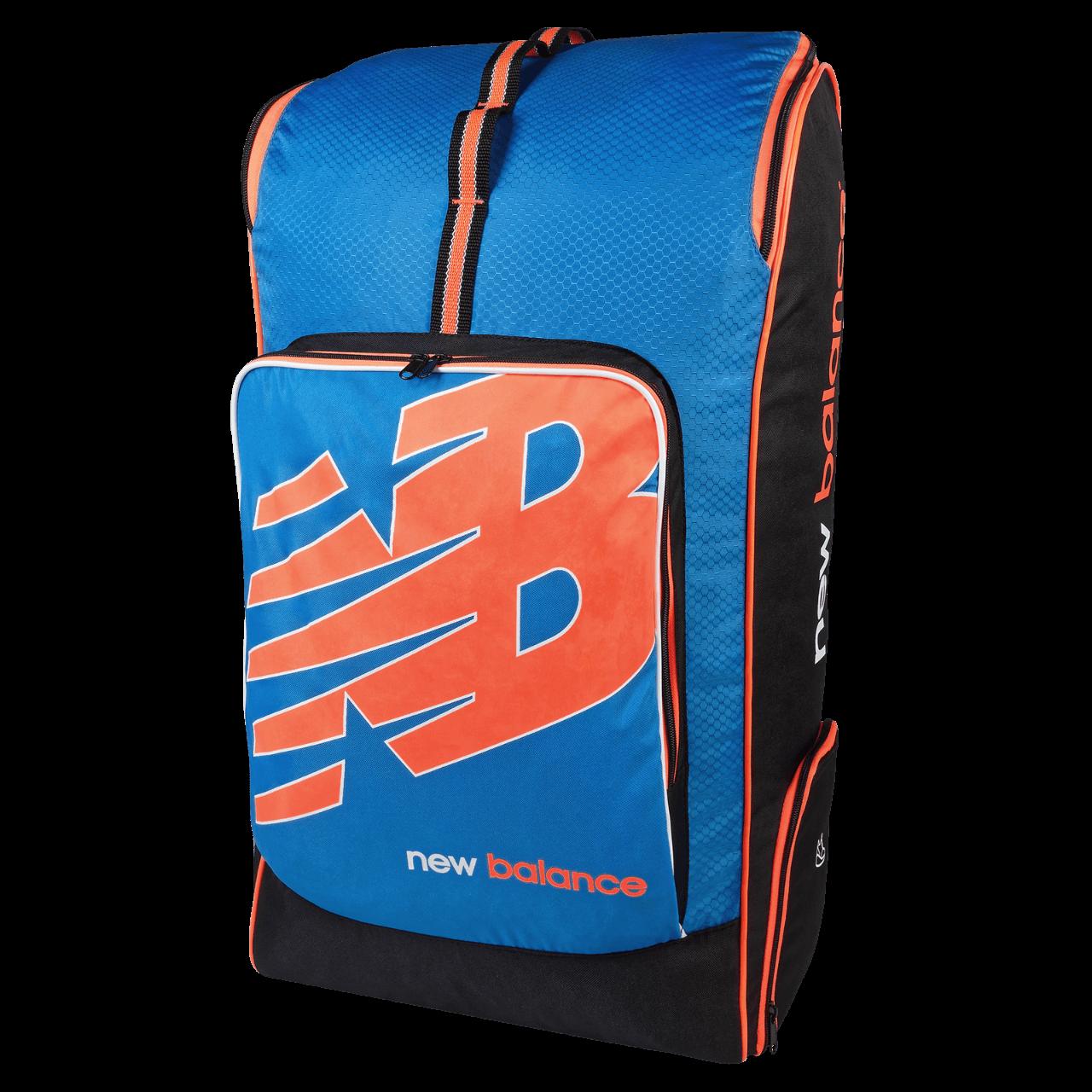 New Balance TC680 Cricket Backpack - ONE SIZE, BLUE