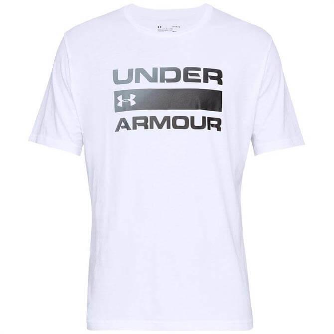 Under Armour Word mark Fitness Tee