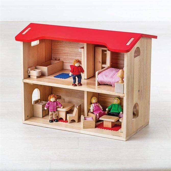 Big Jigs Dolls House -Complete