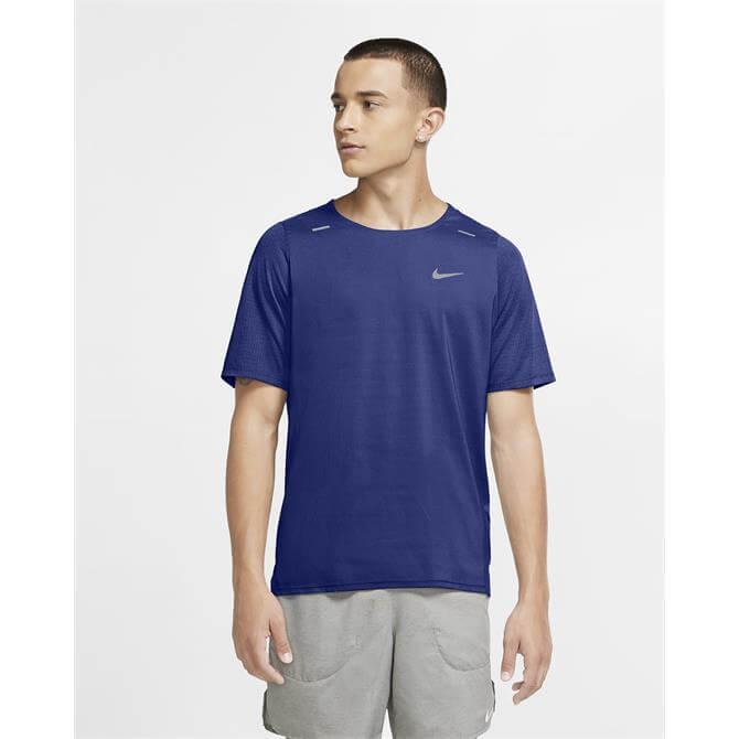Nike Breath Rise 365 Mens Running Top