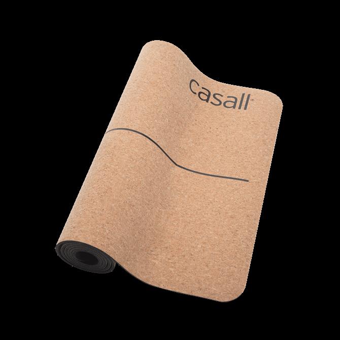 Casall Cork Yoga Mat Natural