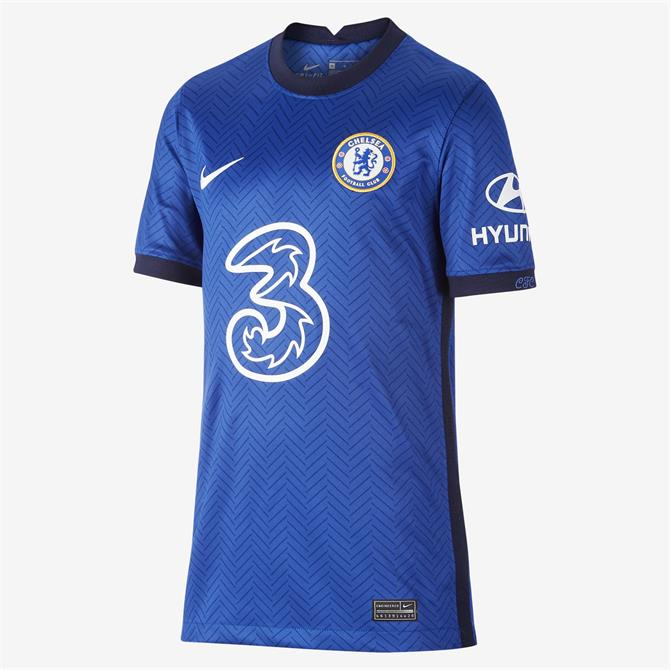 Nike Chelsea FC Youth Stadium Home Replica Jersey