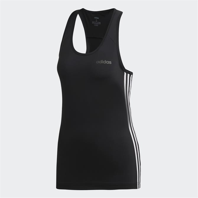 Adidas D2M 3Stripe Womens Tank Top