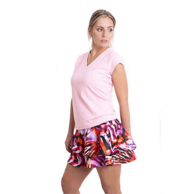 Toodle Doodles Zebra Party Tennis Skirt