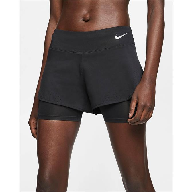 Nike W Nk Eclipse 2IN1  Running Short