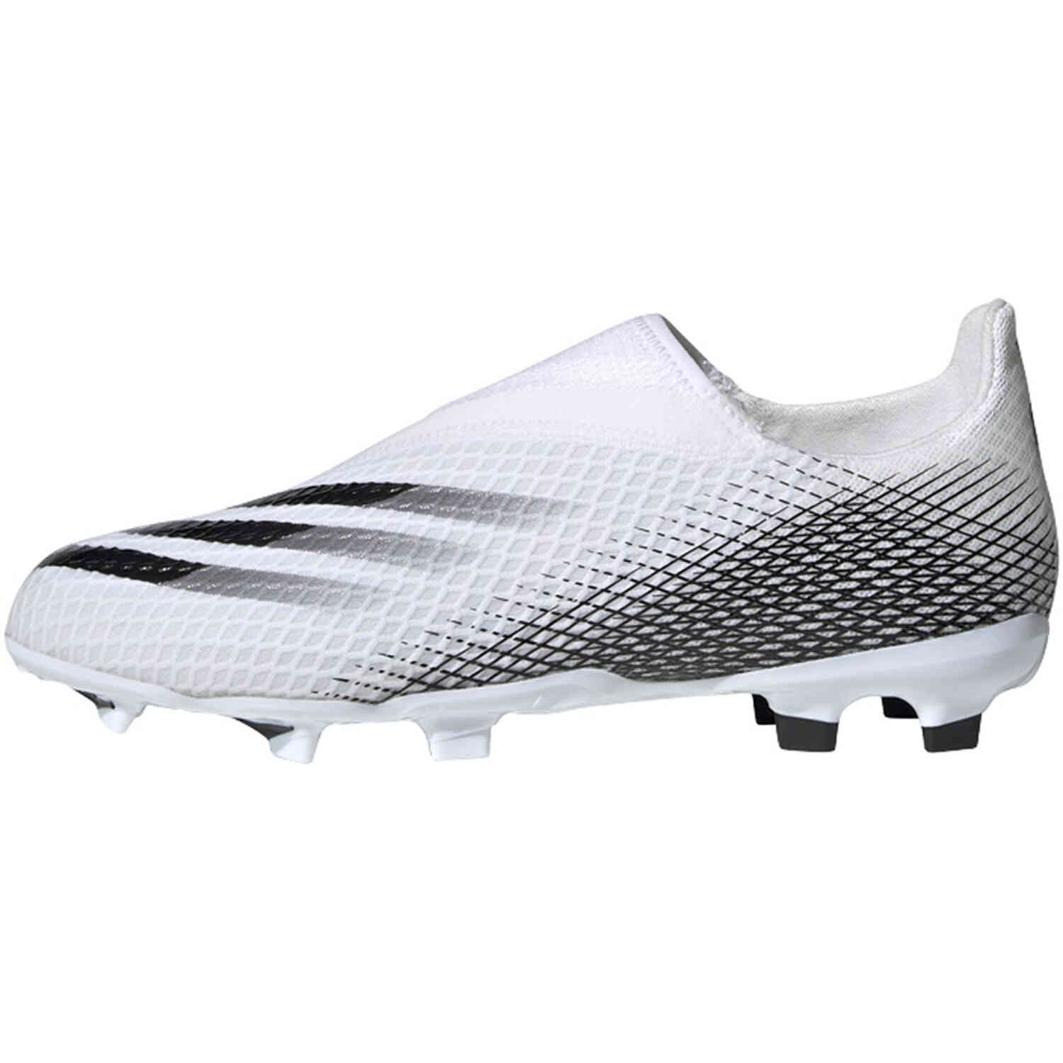 Adidas Junior X Ghosted.3 Laceless FG