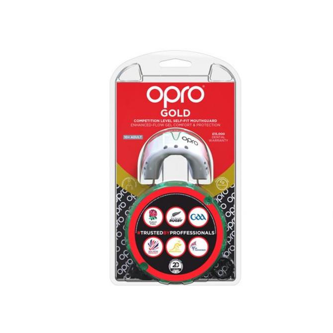 Opro Self Fit GEN4 Gold Mouthguard