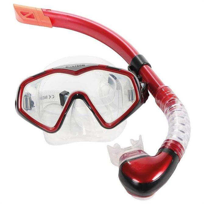 Dive Tech Pro Cayman Adult Mask And Snorkel