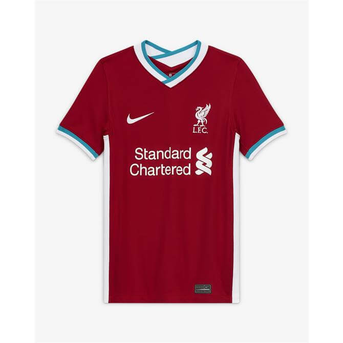 Nike Liverpool FC Youth Stadium Home Jersey