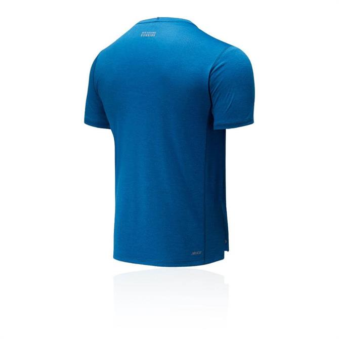 New Balance Impact Run Short Sleeve Tee